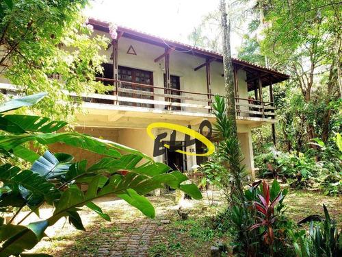 Imagem 1 de 30 de Casa À Venda, 300 M² Por R$ 850.000,00 - Granja Carneiro Viana - Cotia/sp - Ca5118