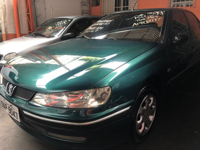 Peugeot 406 2.0 4p