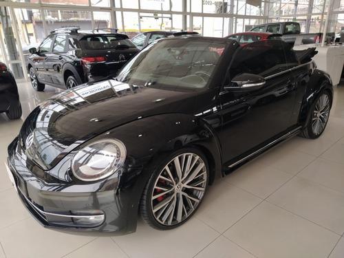 Volkswagen New Beattle 2.0 Tsi Sport Cabrio 2015 Negro Oww