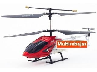 Helicoptero Recargable Gigante A Control Remoto