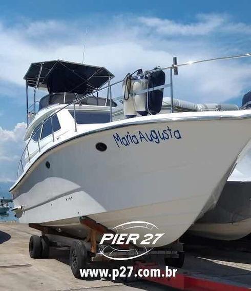 Lancha Carbrasmar 37 ( Riostar Mares Sedna Fishing )