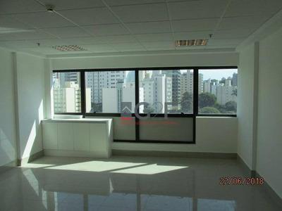 Sala Para Alugar, 36 M² - Vila Itapura - Campinas/sp - Sa0715