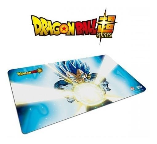 Playmat - Dragon Ball - Vegeta - Tapete Para Card Games