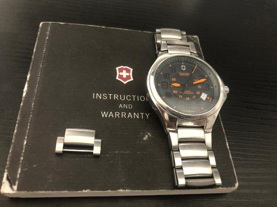 Relógio Victorinox Base Camp 241464 Autêntico Certificado