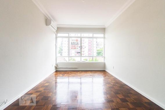 Apartamento Para Aluguel - Petrópolis, 3 Quartos, 111 - 893031196