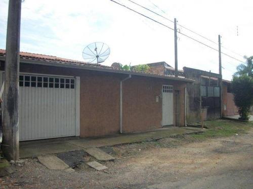 Lindo Imóvel No Bairro Nova Jacareí - Ca0455