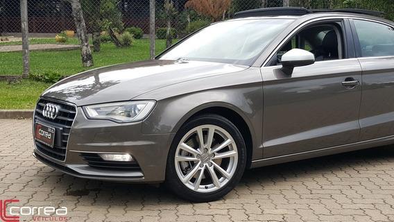 Audi A3 1.8 Tfsi Sedan 20v 180cv Gasolina 4p Automático