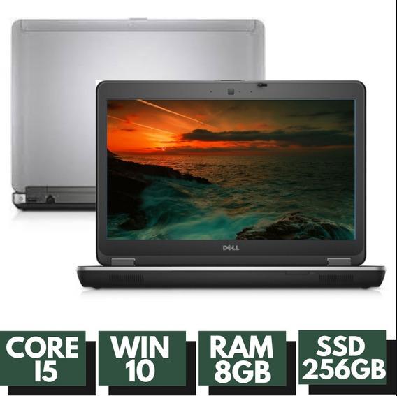 Notebook Dell E6440 I5 Ram 8gb Ssd256gb O Mais Barato