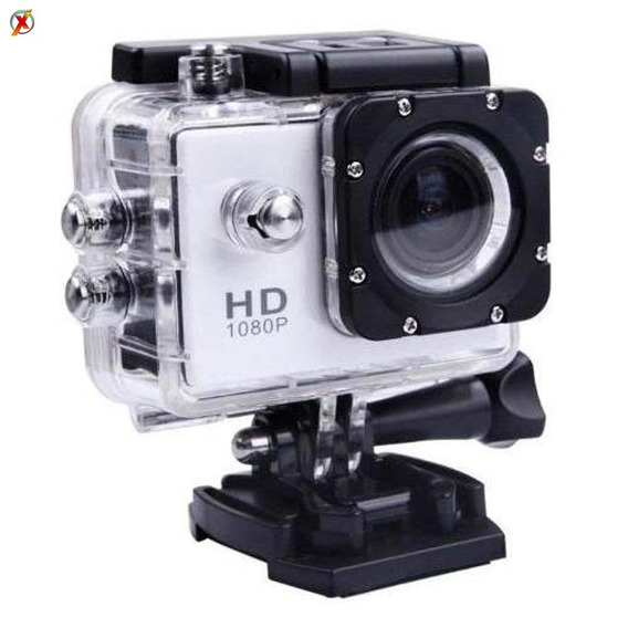 Mini Câmera Filmadora Prova D