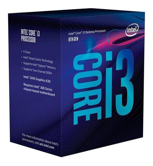 Processador Intel Core I3 8300 3.7 Ghz 8mb Lga1151
