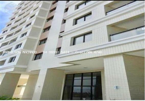 Apartamento Para Venda Em Natal, Candelária - Vivace Candelária, 2 Dormitórios, 1 Suíte, 2 Banheiros, 1 Vaga - Ap0993-vivace Candelária