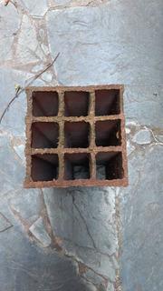 Líquido Lote De Ladrillos Huecos 9 Tubos