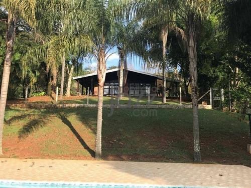 Chácara Com 4 Dormitórios À Venda, 9700 M² Por R$ 900.000,00 - Encosta Do Sol - Itatiba/sp - Ch0522