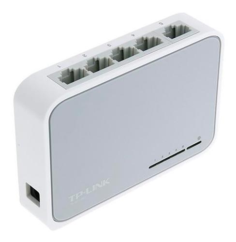 Switch Tp Link  Escritorio Tl-sf1005d 5 Puertos 10/100 Gtia