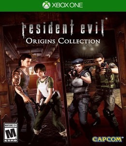 Resident Evil Origins Collection Xbox One M Fisica Lacrado