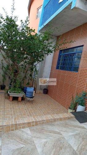 Casa Com 3 Dormitórios À Venda Por R$ 250.000,00 - Conjunto Habitacional Parque Da Floresta - Campinas/sp - Ca3243