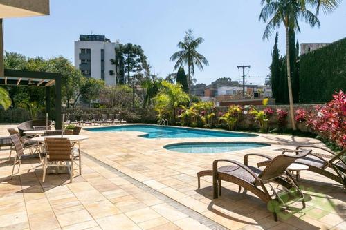 Apartamento Com 4 Dormitórios À Venda, 451 M² Por R$ 2.950.000,00 - Batel - Curitiba/pr - Ap0568