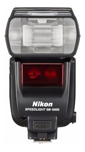 Imagem 1 de 6 de Flash Nikon Speedlight Sb5000 Modelo Novo 12x S/juros