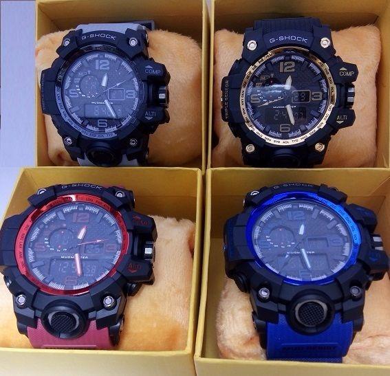 Kit 4 Relógios G-shock ** Na Caixa **