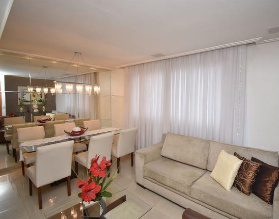Apartamento Com 4 Quartos Para Comprar No Cidade Nova Em Belo Horizonte/mg - Csa17483
