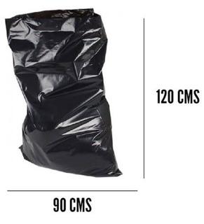 Bolsas Negras De Plastico 90x120