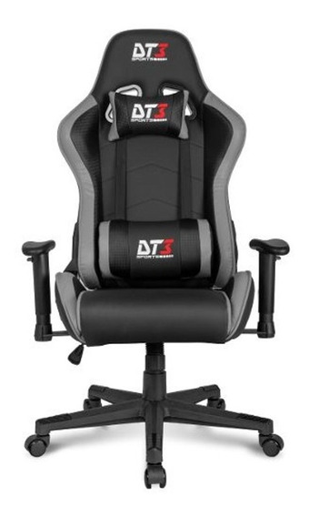 Cadeira Gamer Dt3sports Jaguar Grey - 11929-2 + Nfe