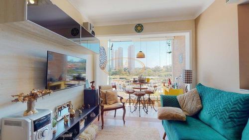 Apartamento  Com 2 Dormitório(s) Localizado(a) No Bairro Rio Pequeno Em São Paulo / São Paulo  - 17281:924679