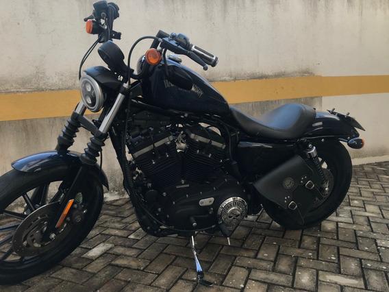 Harley Davidson 883 Iron 2012 - Excelente Moto