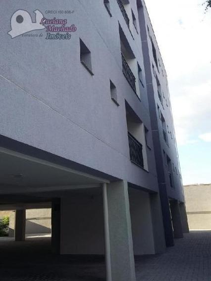 Apartamento Para Venda Em Atibaia, Vila Thais, 2 Dormitórios, 1 Suíte, 2 Banheiros, 1 Vaga - Ap00134_2-1009552