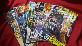Lote Revistas Heróis Da Tv Antigas Perfeito Estado