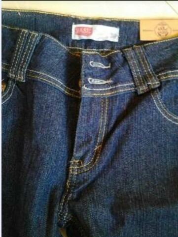 Pantalon Jeans, Colombiano, Talla 11/12, 1314,