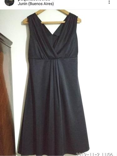 Vestido Cóctel Negro