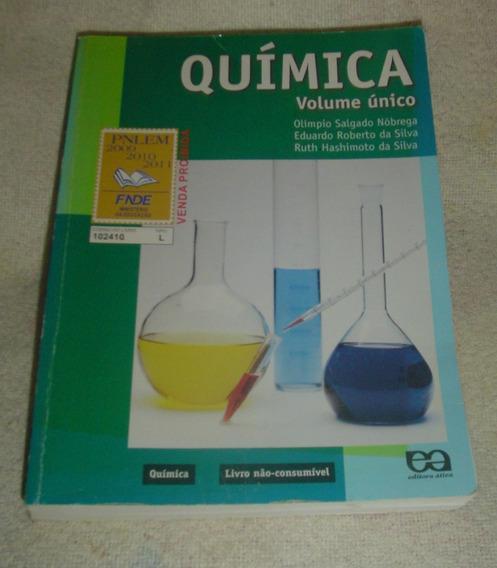 Química Volume Único Olímpio - Salgado Nóbrega