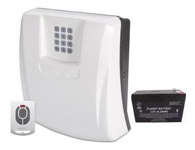 Kit Central De Alarme Gsm1000 Sulton + Bateria 12v 7a