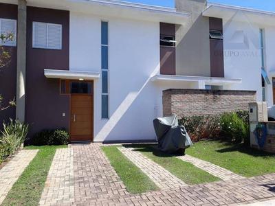 Casa Residencial À Venda, Jardim Bela Vista, Indaiatuba. - Ca2643