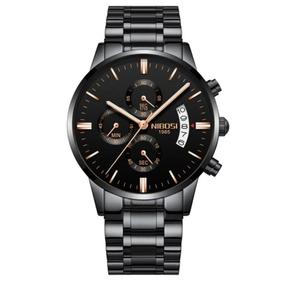 Relógio Nibosi Original Masculino Funcional - Promoção!