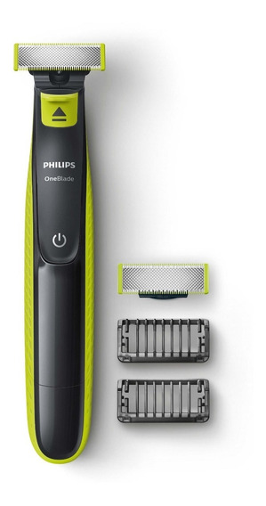 Aparador De Barba Philips Oneblade Qp2522/10 Bivolt