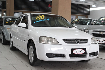 Astra 2007 Sedan Completo