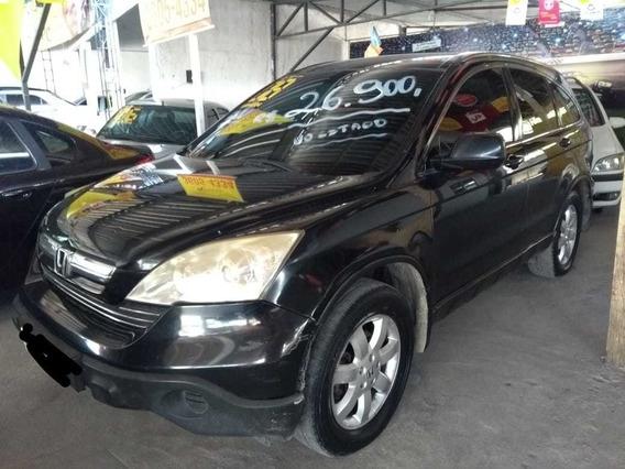 Honda Cr-v 2.0 Completo Com Gnv Sem Entrada + 48x