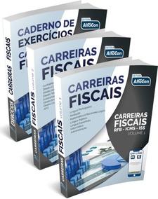 Apostila Carreiras Fiscais - Rfb-icms-iss