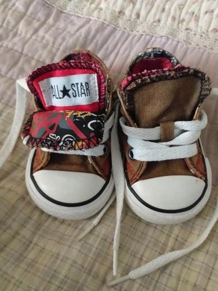 Zapatillas Converse All Star Originales Talle 19 11cm