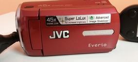 Filmadora Jvc 45x Dynamic Zoom Usada
