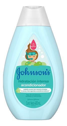 Johnsons Baby Acondicionador Hidratación Intensa 400ml