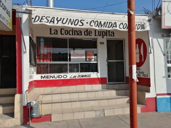 Local Sobre Ave Zarco Ideal Para Comida Rápida Excelente Ubicacion
