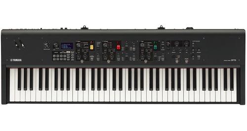 Piano Digital Escenario Yamaha Cp73 73 Teclas Cp-73 Cuotas