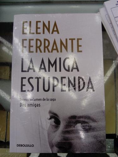 Imagen 1 de 2 de Libro Elena Ferránte La Amiga Estupenda.