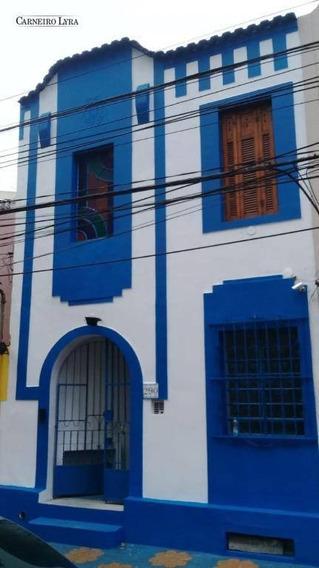 Excelente Casa Comercial Para Locação Próxima A Paulista - Ca0646