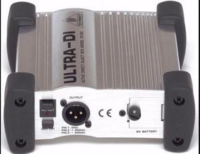Direct Box Ultra-di Di100 Behringer