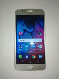 Celular Motorola Moto G5s Xt1792 32gb Com Defeito
