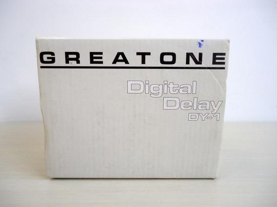 Pedal Greatone Digital Delay Dy-1 ! !
